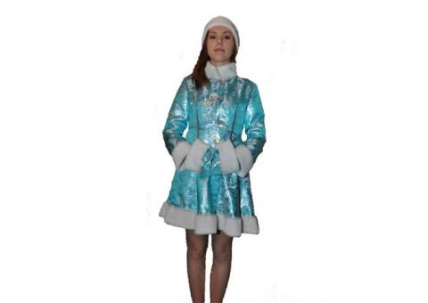 Костюм Снегурочки для девочки