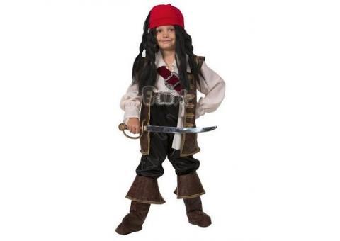 Костюм Пирата (Джек Воробей) напрокат
