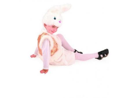 Костюм зайца (зайчика) для мальчика напрокат