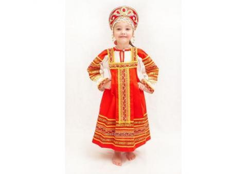 Сарафан русский народный Дашенька напрокат