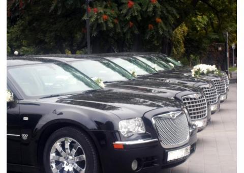 VIP авто для вашего лучшего дня