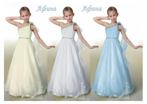 Детские нарядные платья на прокат в Екатеринбурге