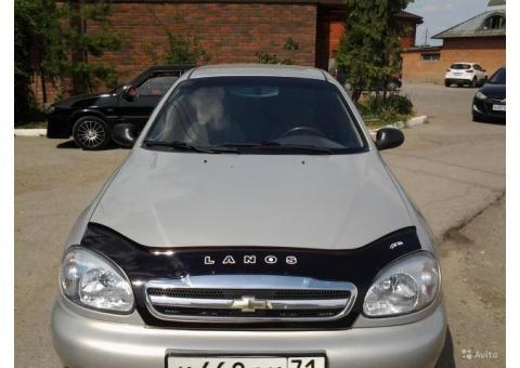 Персональные поездки на Chevrolet Lanos