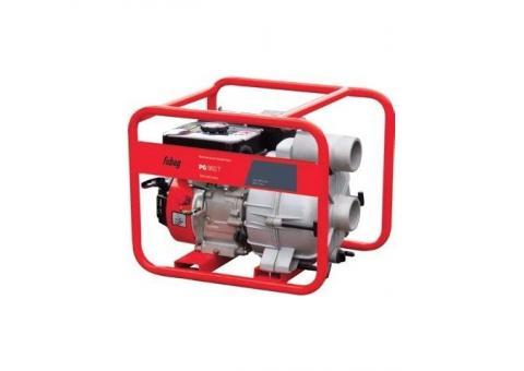 Прокат (аренда) мотопомпы бензиновой для сильнозаг