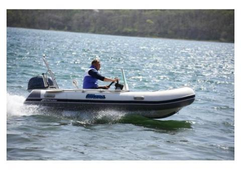 Аренда(прокат) моторной лодки (РИБ)