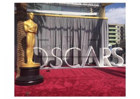 Аренда Оскара 3D в Москве
