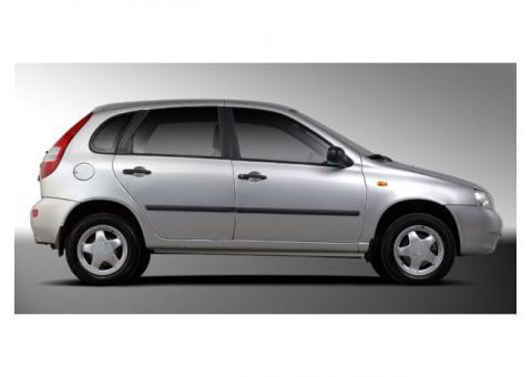 Прокат автомобилей lada kalina без водителя