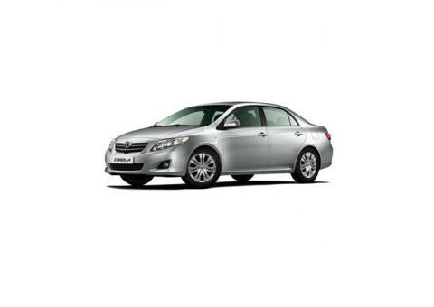 Прокат автомобиля Toyota Corolla без водителя