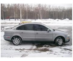 Прокат автомобиля volkswagen passat без водителя