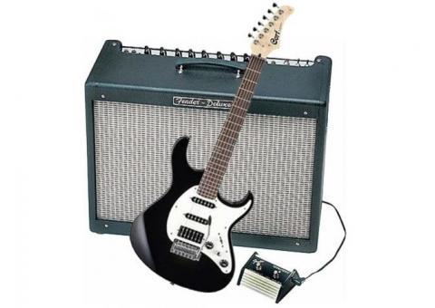 Гитарный комбик Fender HotRod De-Luxe
