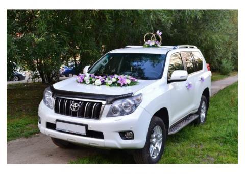 Прокат аренда машин авто украшений на свадьбу