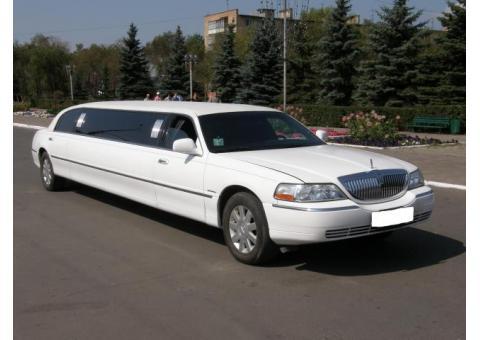 Прокат лимузина на свадьбу в Оренбурге