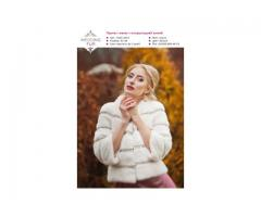 Свадебная шубка Wedding Fur напрокат