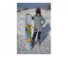 Прокат сноубордов в Набережных Челнах