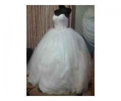 Свадебные платья разных размеров в прокат