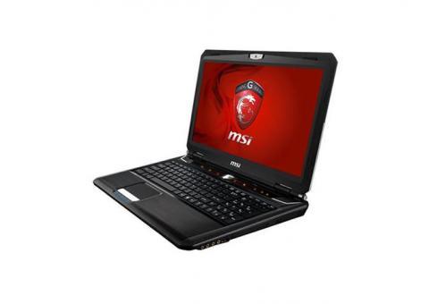 Аренда игрового ноутбука MSI