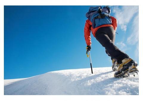Аренда и прокат альпинистского снаряжения
