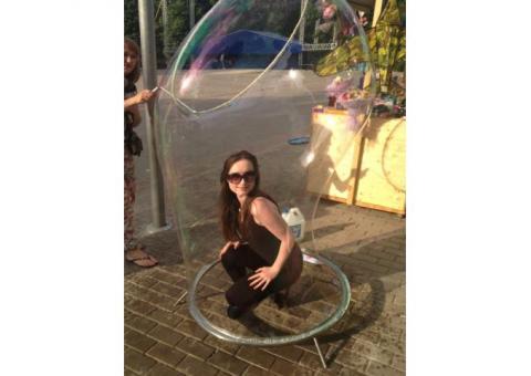 Реквизит для шоу мыльных пузырей