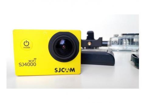 Аренда прокат экшен-камеры SJCAM SJ4000 wifi
