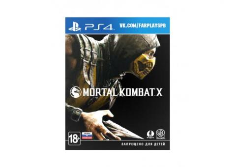 Игры для Sony PlayStation 4 (PS4)