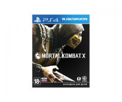 Игры для Sony PlayStation 4 (PS4)