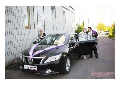 Автомобиль на торжество (Свадьба) + фотограф