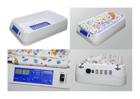 Лампа фототерапии для лечения желтухи новорожденны