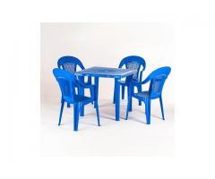 Пластиковая мебель в аренду в Чувашии