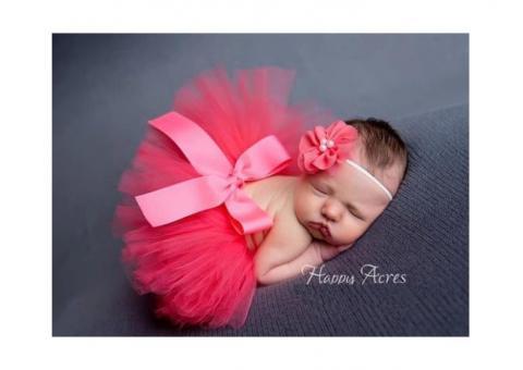 Для фотосессии новорожденных
