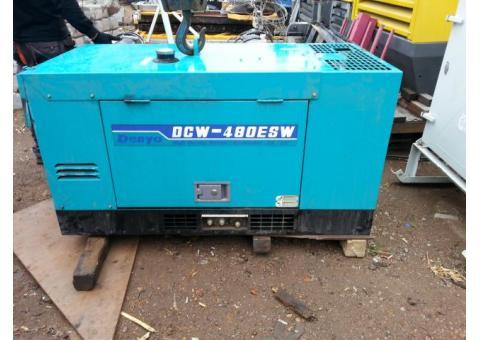 Сварочный агрегат Denyo DCW-480ESW на прокат