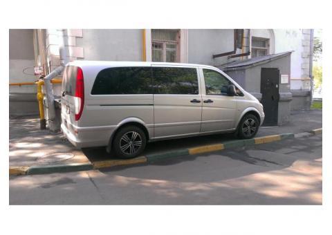 аренда заказ микроавтобуса минивена с водителем