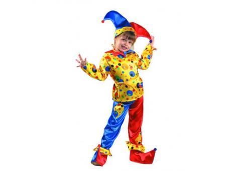 "Сдам на прокат костюм ""Петрушки"" для мальчика"