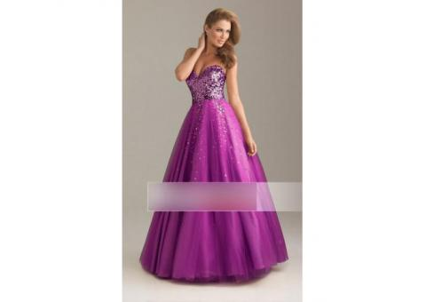 Бальное, вечернее платье