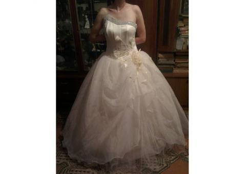Прокат и продажа новых свадебных платьев (Украина)