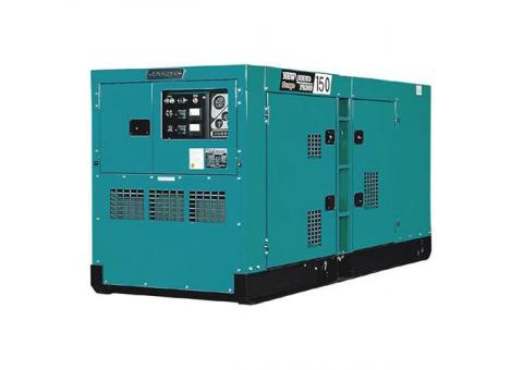 Аренда генератор Denyo DCA-150 (100 квт)
