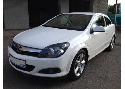 Opel Astra H GTS
