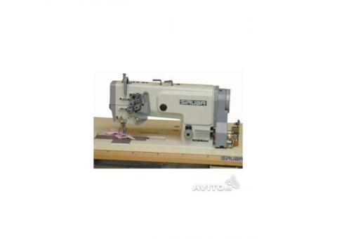 Швейная машинка SIRUBA L818F-N на прокат!