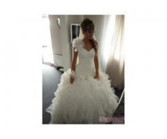 Дам на прокат или продам свад.платье г.Тольятти