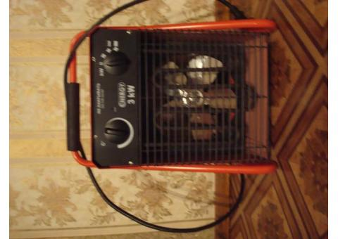 Тепловентилятор Energy 3кВт, 220в.