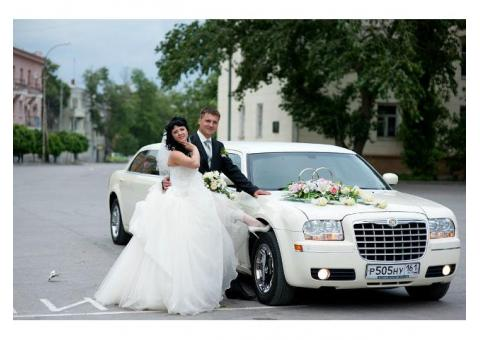 Прокат лимузина Крайслер 300С