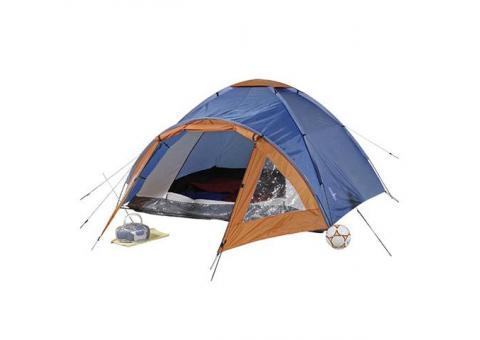 Палатка для 4 человек с тамбуром