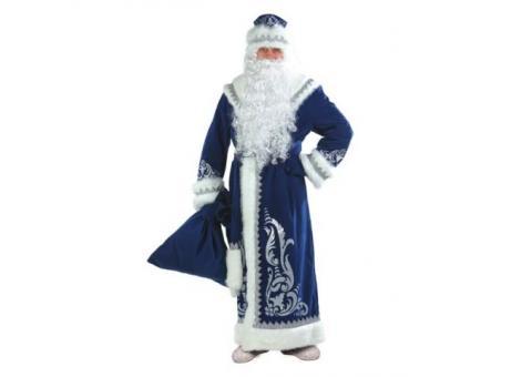 Новогодние костюмы Дед Мороз и Снегурочка