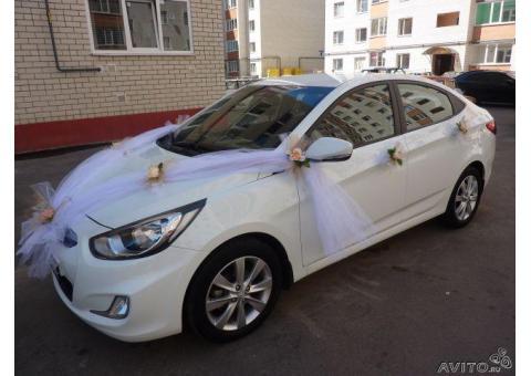 Прокат автомобиля на свадьбу